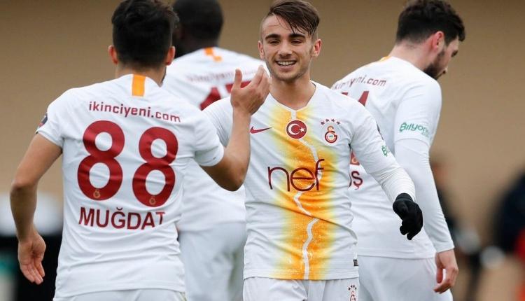 Galatasaray 3-3 Eskişehirspor maç özeti ve golleri (İZLE)