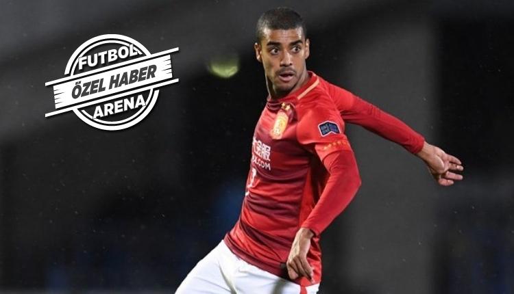 Galatasaray- Alan Carvalho görüşmelerinde son durum