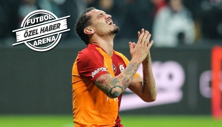 Galatasaray Maicon'un sözleşmesini askıya alıyor