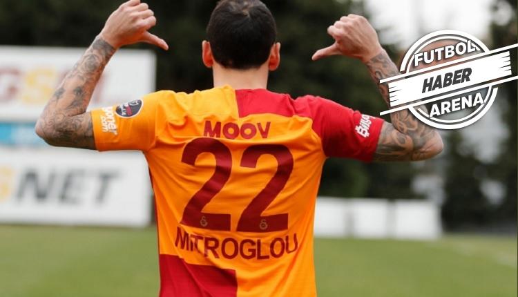 Galatasaray Mitroglou'nun maliyetini KAP'a bildirdi