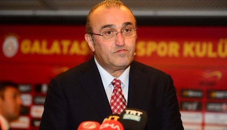 Galatasaray taraftarından Boluspor maçında forvet tezahüratı