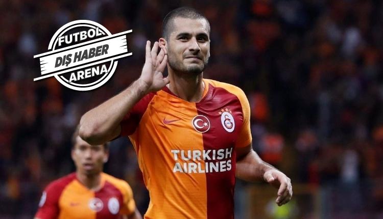 Galatasaray'da Eren Derdiyok, Çin'e transfer oluyor