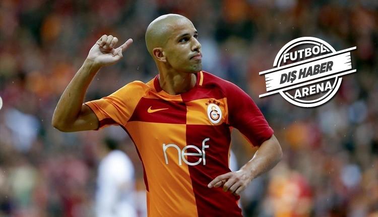 Galatasaray'da Feghouli için Çin ve Suudi Arabistan iddiası