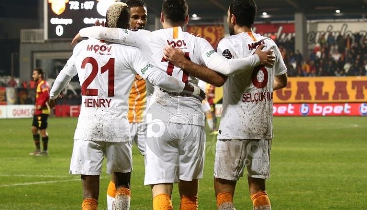 Galatasaray'da İtalyan kondisyoner farkı!