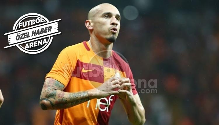 Galatasaray'da Maicon'un transfer görüşmelerinde pürüz çıktı