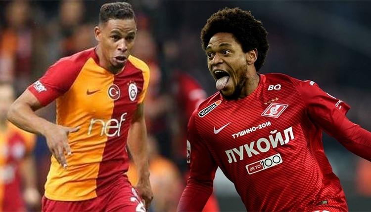 Galatasaray'da sıcak transfer gelişmeleri! Luiz Adriano, Fernando Reges