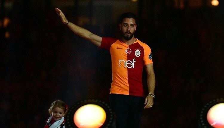 Galatasaray'da Tarık Çamdal ile yollar ayrıldı
