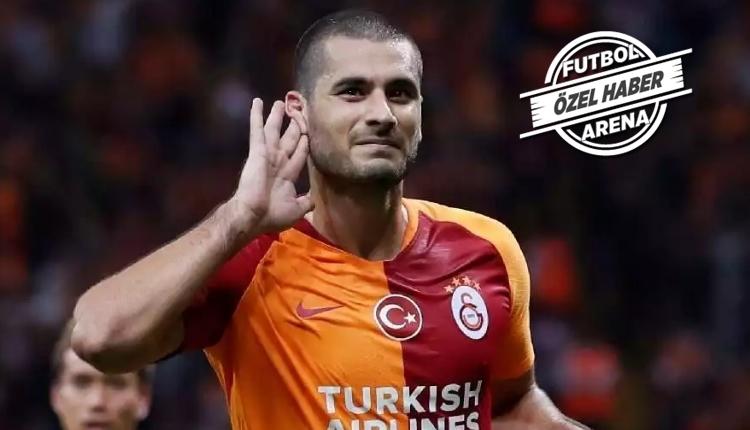 Galatasaray'dan Eren Derdiyok'a yeni teklif! 'Alacağını bırak'