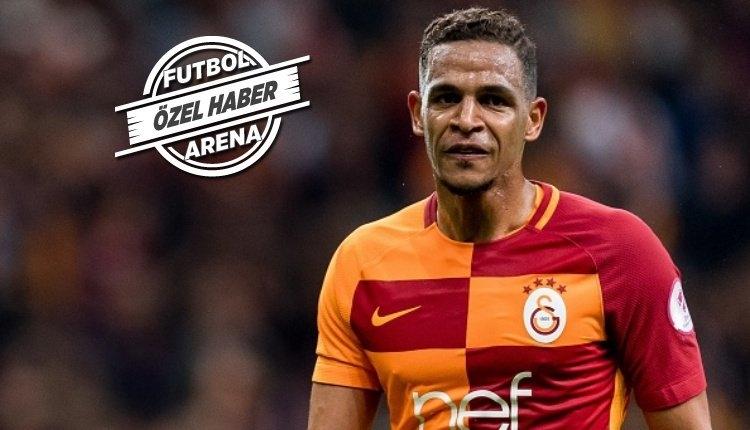 Galatasaray'dan Fernando'ya vize çıkmadı