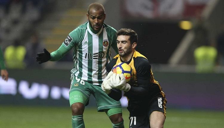 Galatasaray'dan ilk stoper transferi Marcos do Nascimento Texeira
