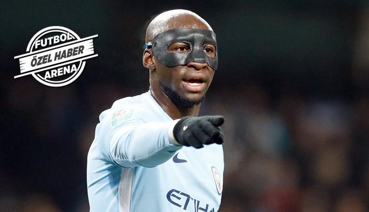 Galatasaray'dan Mangala için Manchester City'e yeni teklif