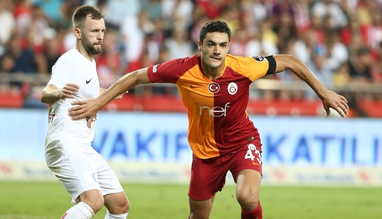 Galatasaray'dan Stuttgart'a Ozan Kabak cevabı