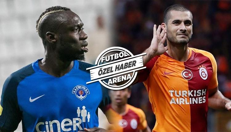 Galatasaray'ın Diagne transferinde Eren Derdiyok sürprizi
