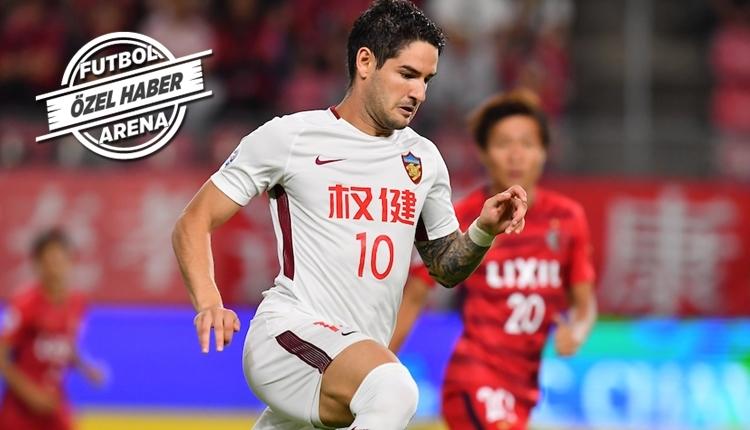 Galatasaray'ın Pato için yaptığı transfer teklifi