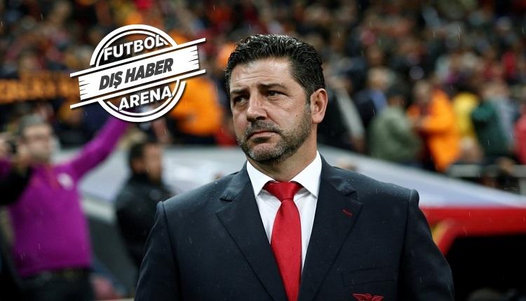 Galatasaray'ın rakibi Benfica'da deprem