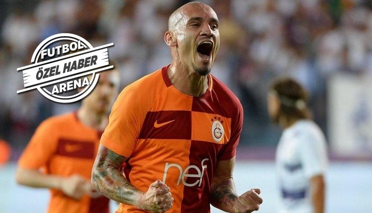 Galatasaray'da Fatih Terim'den Maicon için transfer kararı