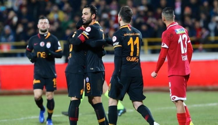 Galayasaray, Türkiye Kupası'nda Boluspor'u ağırlıyor
