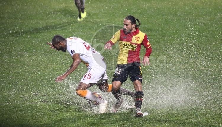 Göztepe 0-1 Galatasaray maç özeti ve golü izle