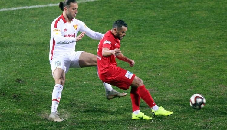 Göztepe 3-0 Antalyaspor maç özeti ve golleri (İZLE)
