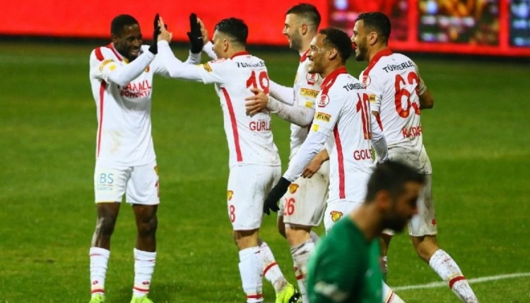 Göztepe'nin Galatasaray maçı muhtemel 11'i