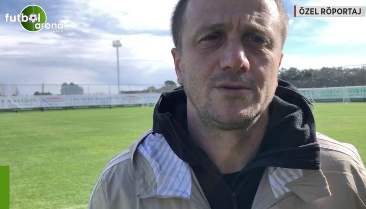 Hakan Keleş: ''Robinho ile sözleşme uzatmak istedik ama...''
