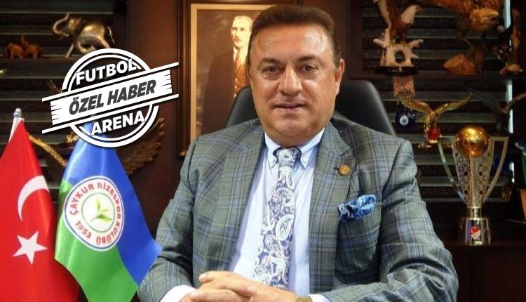Hasan Kartal, FutbolArena'ya konuştu