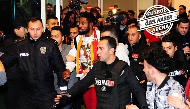 İşte Galatasaray'ın Luyindama transferinin maliyeti