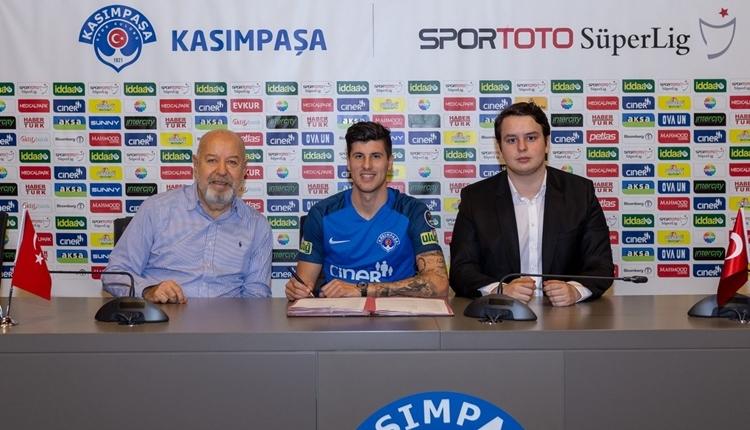 Kasımpaşa Stipe Perica transferini açıkladı! Udinese'den kiralandı