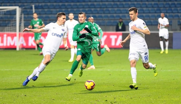 Kasımpaşa 0-1 Çaykur Rizespor maç özeti ve golü izle