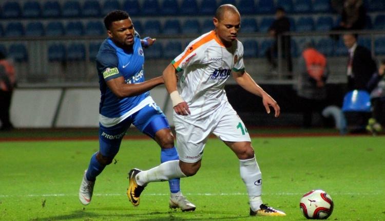 Kasımpaşa 1-0 Alanyaspor maç özeti ve golü (İZLE)