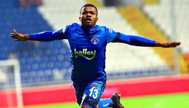 Kasımpaşalı Samuel Eduok BB Erzurumspor'a transfer oldu