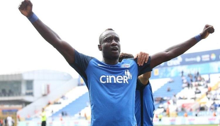 Kasımpaşa'ya Diagne için 12 milyon euro