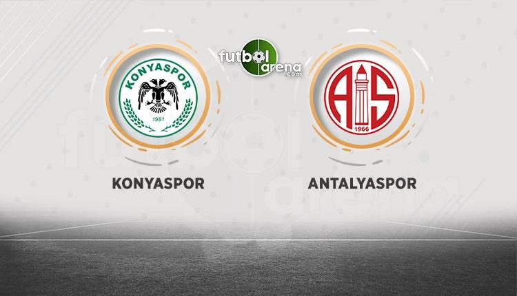 Konyaspor Antalyaspor maçı beIN Sports şifresiz ve canlı izle