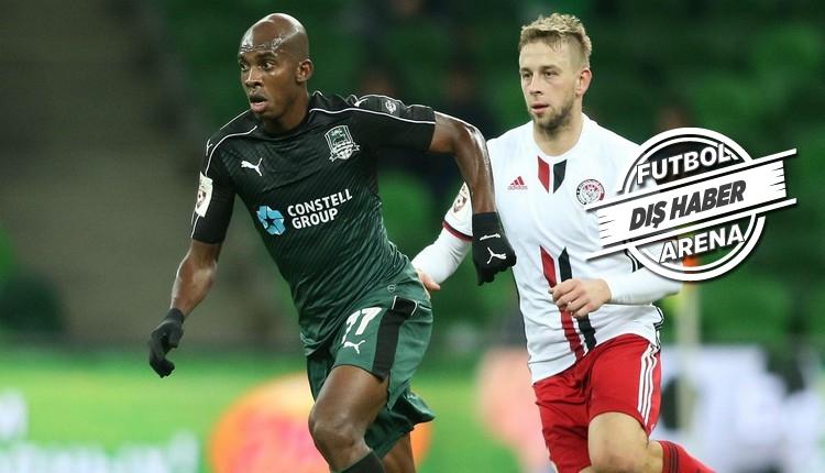 Krasnodar, Beşiktaş'ın Kabore teklifini reddetti