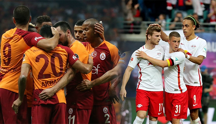 Leipzig - Galatasaray maçı saat kaçta, hangi kanalda? (Leipzig GS canlı izle)