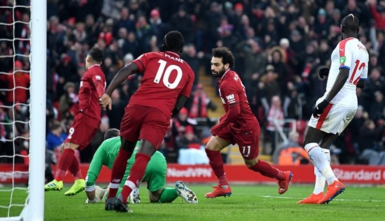Liverpool 4-3 Crystal Palace maç özeti ve golleri izle