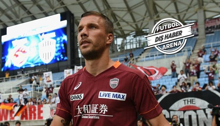 Lukas Podolski geri dönmek istiyor! Modeste yorumu