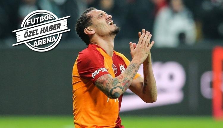 Maicon, Galatasaray yönetimine ayrılık şartını açıkladı