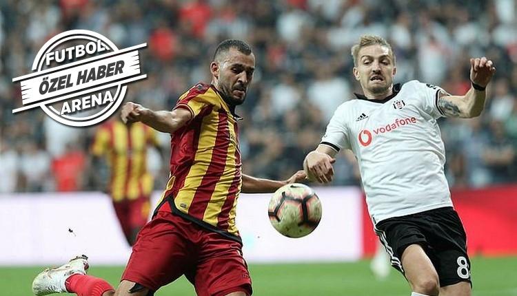 Malatyaspor'da Khalid Boutaib, Mısır'a transfer oldu