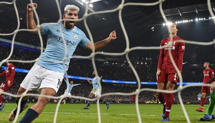 Manchester City 2-1 Liverpool maç özeti ve golleri