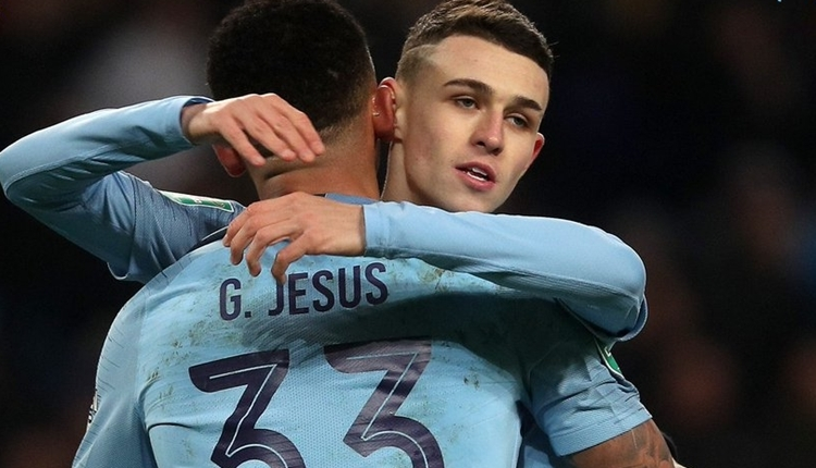 Manchester City 9-0 Burton maç özeti ve golleri izle
