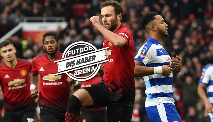 Manchester United, Mata'nın sözleşmesini yeniliyor