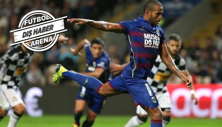 Marcao Chaves Tondela maçında penaltı kaçırdı (Galatasaray'ın yeni transferi Marcao)