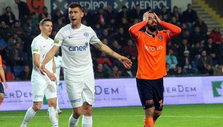 Medipol Başakşehir 2-0 Kasımpaşa maç özeti ve golleri izle