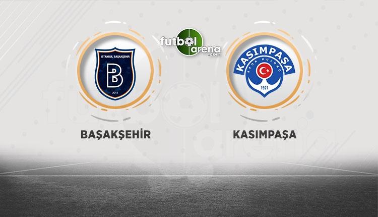 Medipol Başakşehir Kasımpaşa maçı beIN Sports şifresiz ve canlı izle