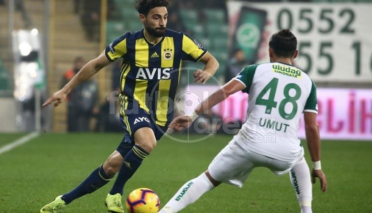Mehmet Ekici Bursaspor maçında sakatlandı (Mehmet Ekici'nin sakatlığı ciddi mi?)