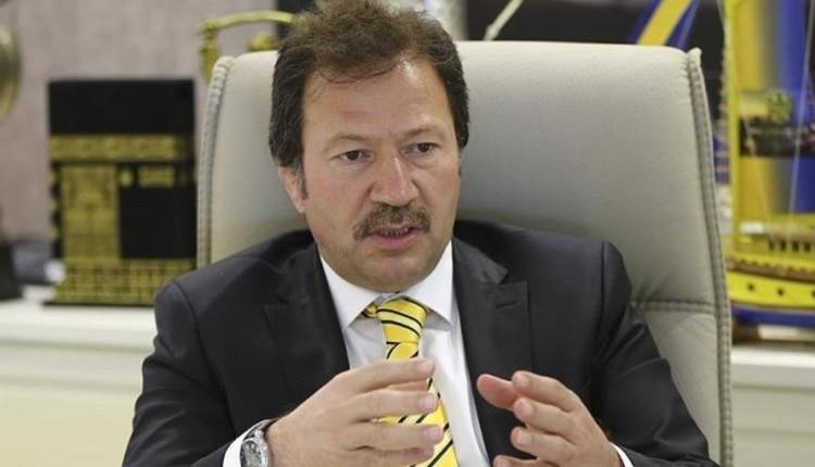 Mehmet Yiğiner istifa şartını açıkladı! '35 milyon TL'