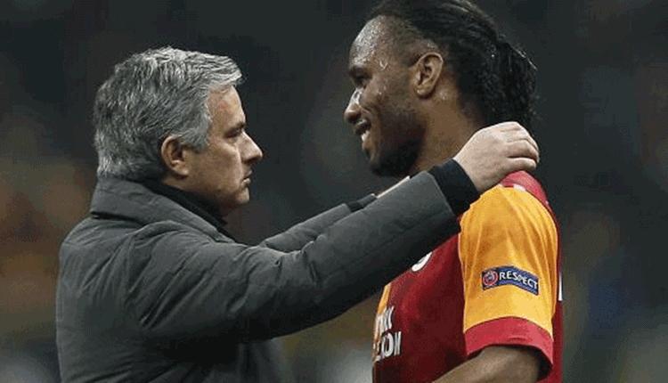Mourinho'dan Galatasaray ve Drogba itirafları