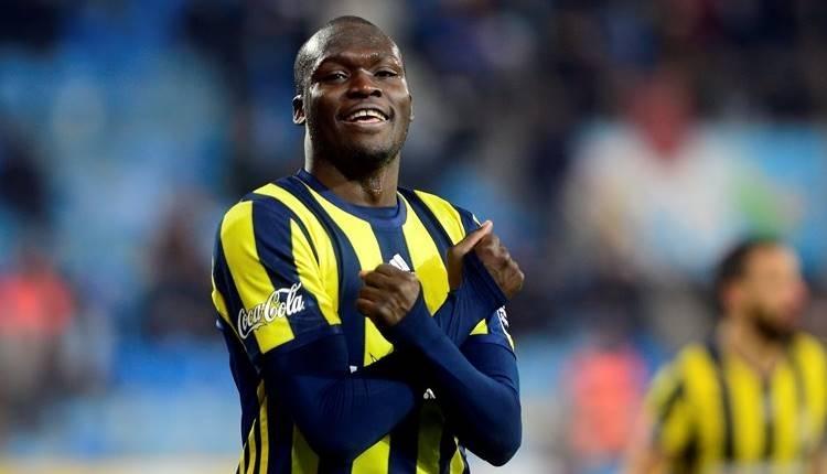 Moussa Sow yeniden Türkiye'ye transfer oldu