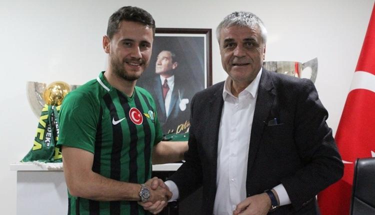 Musa Nizam Akhisarspor'a transfer oldu